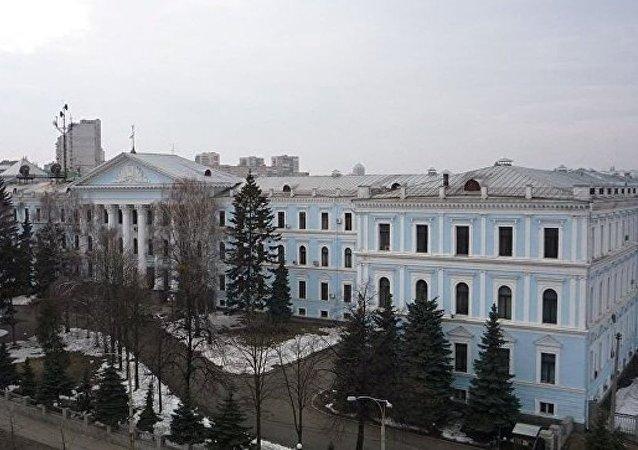 乌克兰国防部