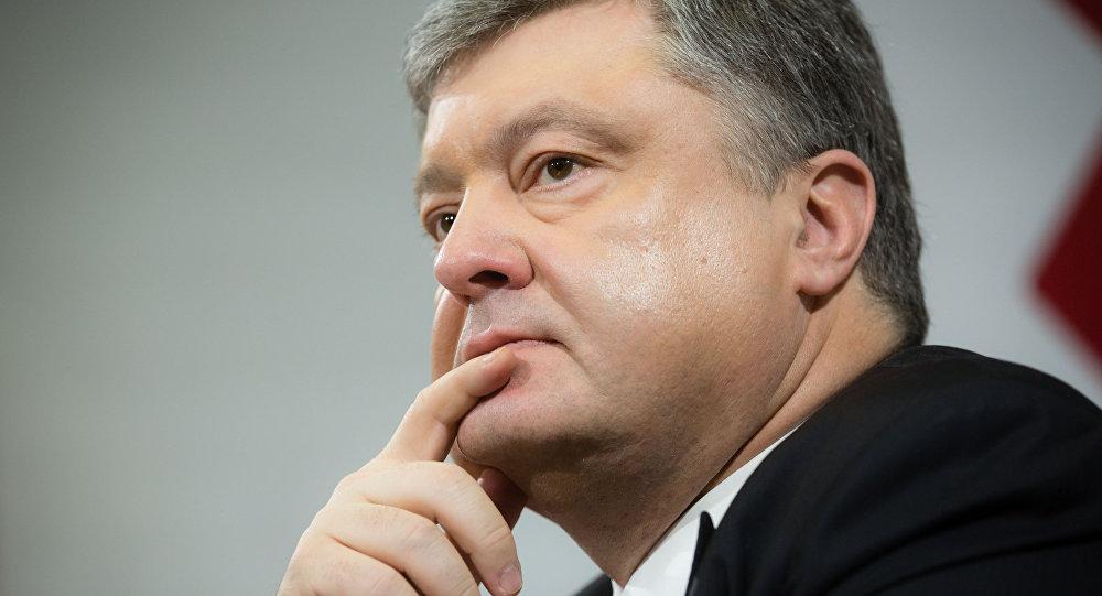 波罗申科:自己比任何人都希望取消对俄制裁