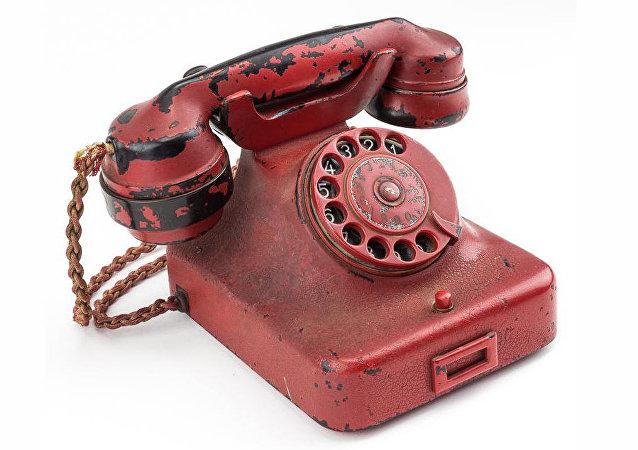 希特勒的电话将在美国被拍卖