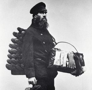 十月革命前俄國職業大觀