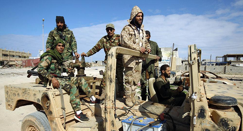 利比亚联合军事委员会成员在日内瓦达成停火协议
