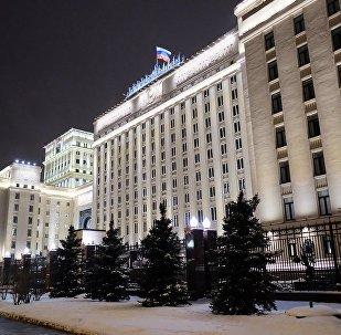 俄总参谋部