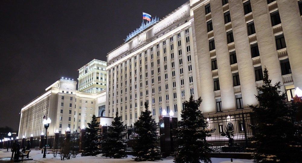 俄国防部称HRW有关叙政府军使用化武的报告是外行手笔