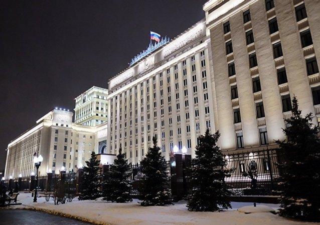 俄国防部期待五角大楼对轰炸叙村庄事件发表评论