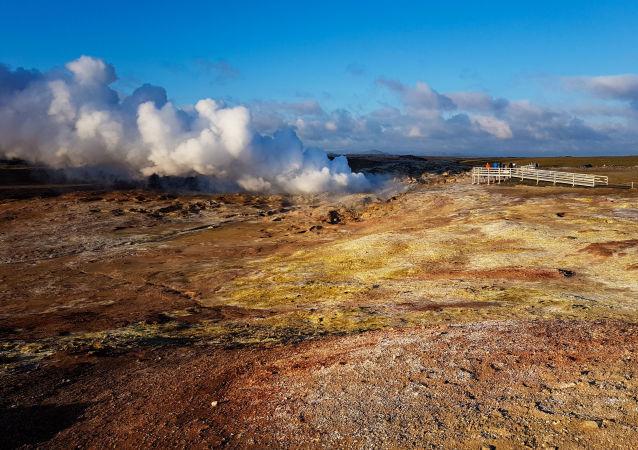 世界上最深的火山井完成钻探