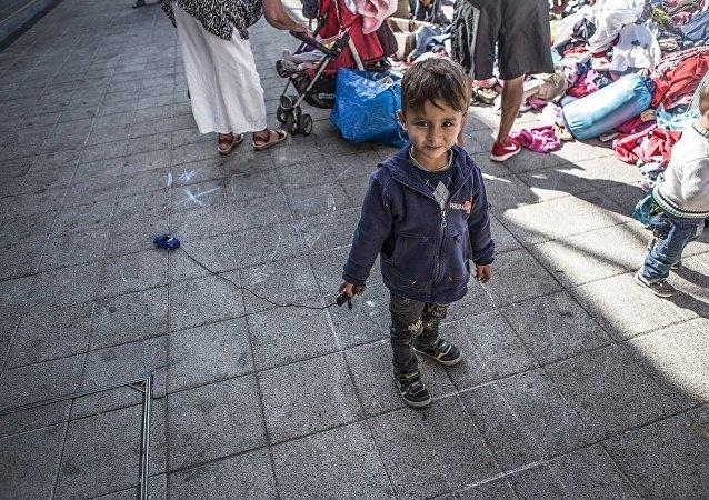 普京:叙利亚政治调解将有助于解决欧洲移民危机
