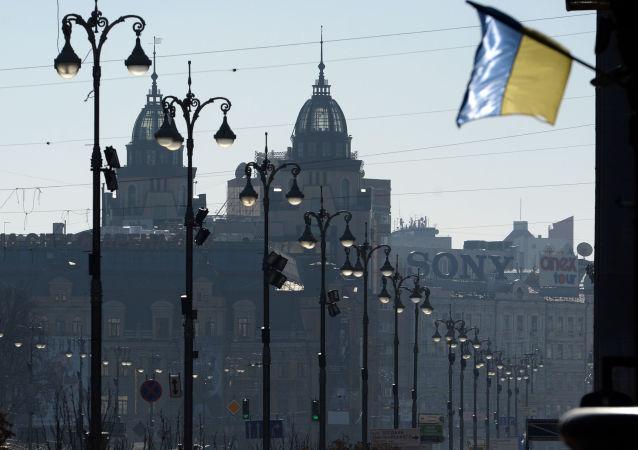烏克蘭首都基輔爆發遊行要求彈劾總統波羅申科