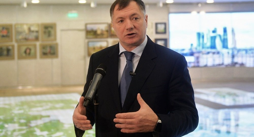 莫斯科市副市长马拉特∙胡斯努林