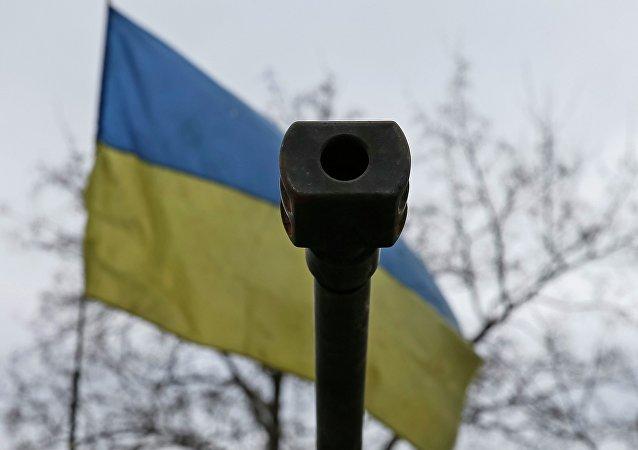 卢甘斯克人民警察:乌军在接触线加强军力