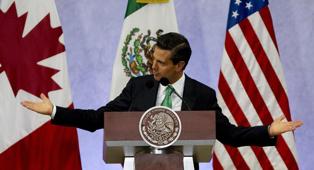 墨西哥率先批准新版美墨加自贸协定