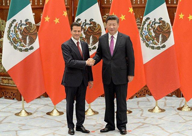 墨西哥可在与美国矛盾背景下打与中国贸易的赌注