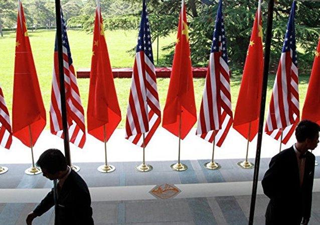 美国务院:美国务卿和防长21日将会见中方外交和军队高层