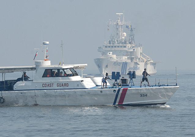 中国巡逻艇是否保护菲律宾渔民?