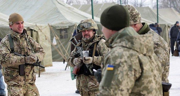乌克兰军队已开始为联合国维和人员进驻作准备