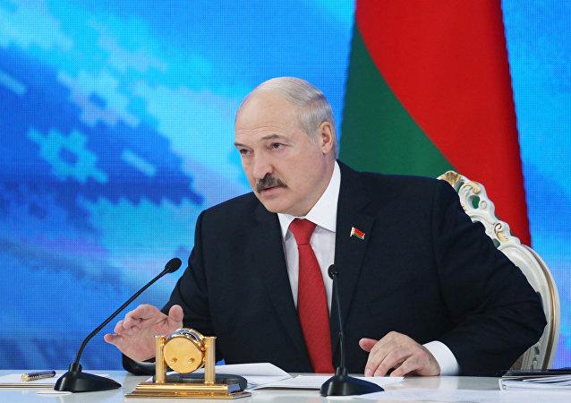 白俄总统称该国高度评价与俄战略伙伴关系