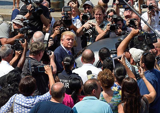 民调:特朗普彻底输掉与媒体的博弈
