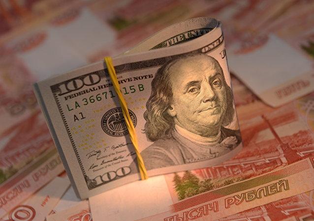 《金融时报》称对俄投资创纪录增长