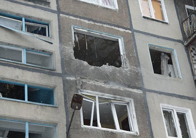 巴苏林:在顿巴斯地区的炮击次数增加说明乌军准备进攻