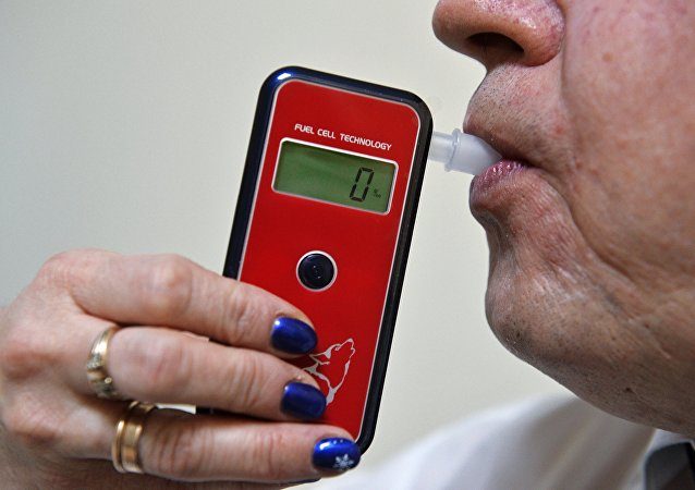 抑菌洗手液可能影响酒精测试仪的检测结果