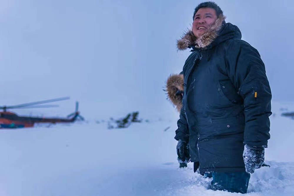 记录零下三十度的低温下驯鹿人如何生活,这也是张昕宇此次飞行的目标之一,除了完成中国飞机首次环球飞行,也探寻世界上各种极端环境下,普通人都是如何活着的。