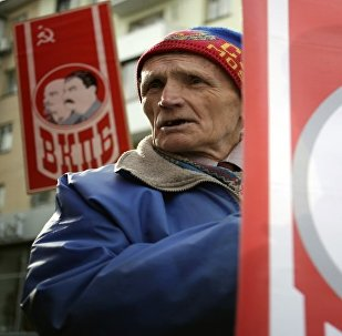 專家:蘇聯解體不意味著俄國十月革命思想的瓦解