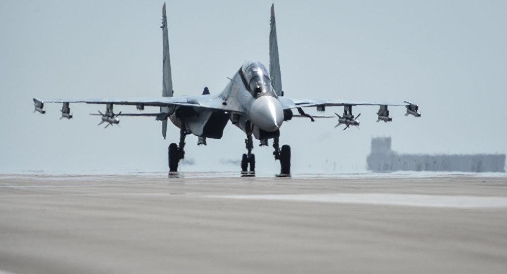 俄防长在访问缅甸期间就出售6架苏-30达成共识
