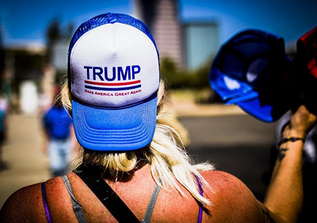 媒体:特朗普支持者将于3月4日举行支持总统的集会