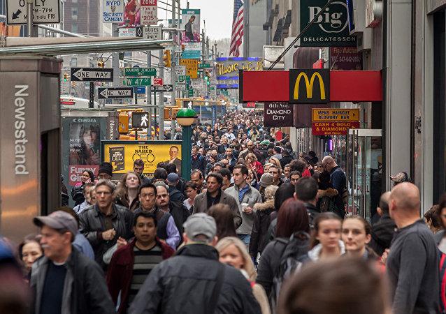 中国专家:特朗普违背经济规律的举动将令美国付出代价