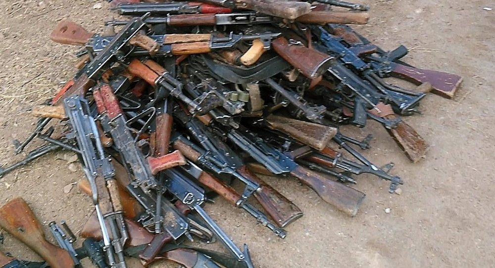 巴拉达谷地区基本上已经完全恢复对大马士革的供水 2500名武装分子放下武器