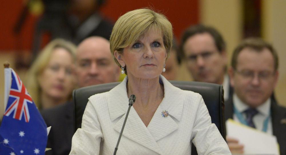 澳大利亞表示會支持美國因所謂的杜馬化武事件打擊敘利亞