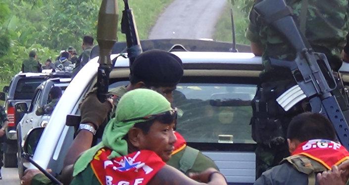 中国外交部:中缅同意继续就缅北局势保持密切沟通