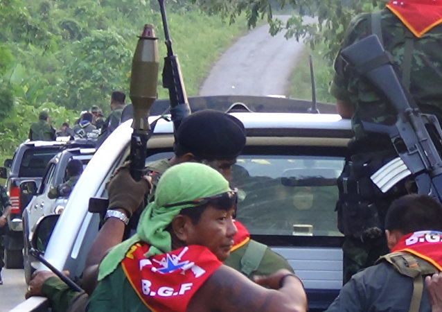 中国外交部:中方高度关注近期果敢地区发生的军事冲突