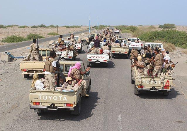 媒体:也门当局撤销美国实施地面行动的许可