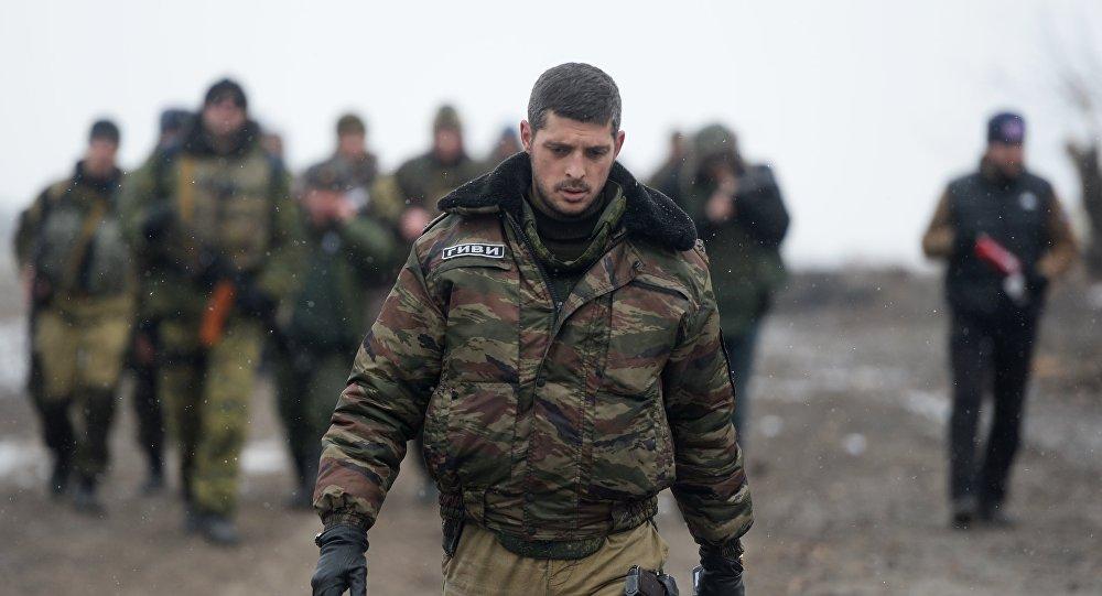 顿涅茨克人民共和国营地指挥官遇袭身亡