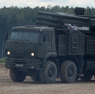 铠甲-S导弹
