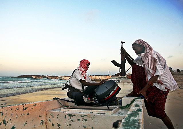 被海盗劫持的BBC Caribbean 船长称所有船员都健在