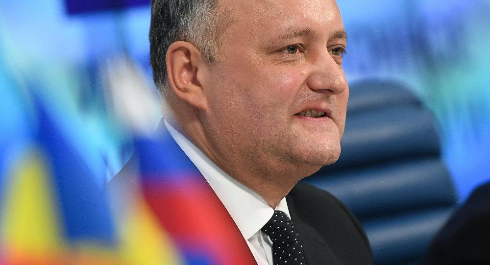 摩尔多瓦总统:德涅斯特河沿岸地区不会独立