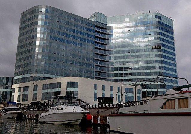 俄滨海边疆区邀请印度投资者续建位于符拉迪沃斯托克凯悦酒店