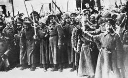 此次革命活动从1917年2月底持续至3月初