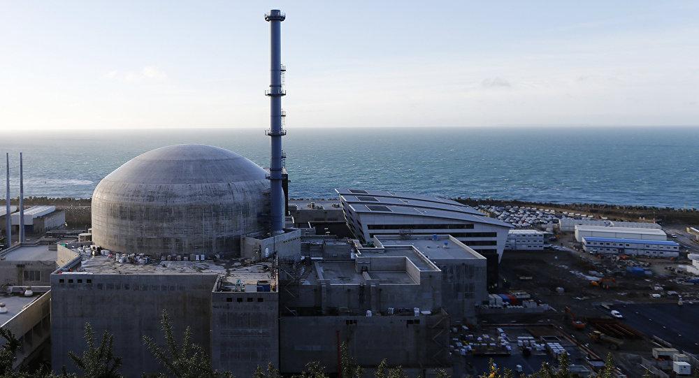 """弗拉芒维尔""""核电站"""