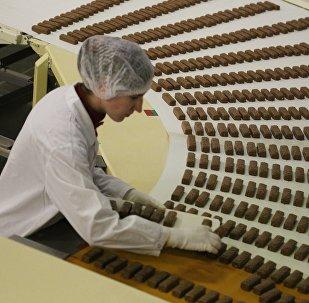 2017年1月至7月俄罗斯总计对华出口6千余吨巧克力制品
