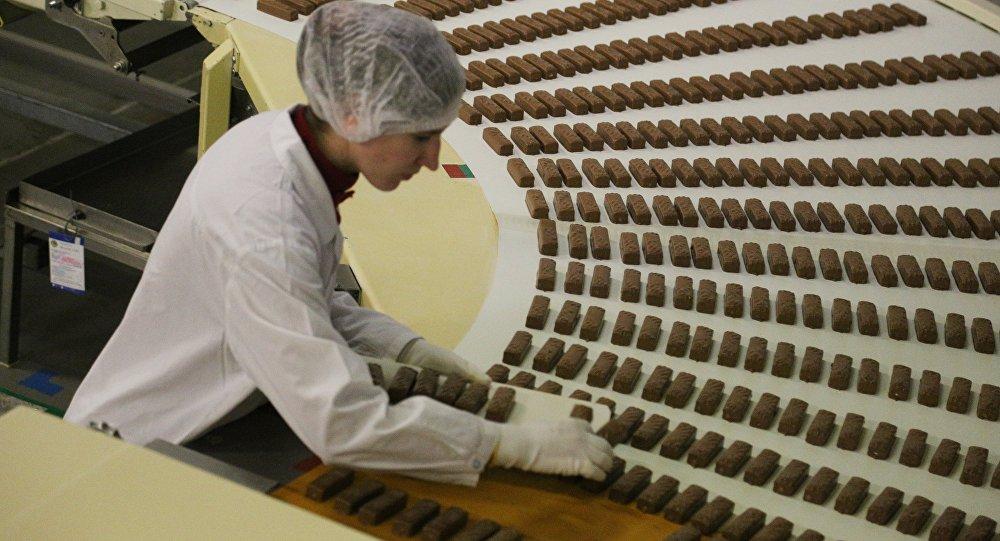 俄奔萨州多家糖果企业亮相上海中食展