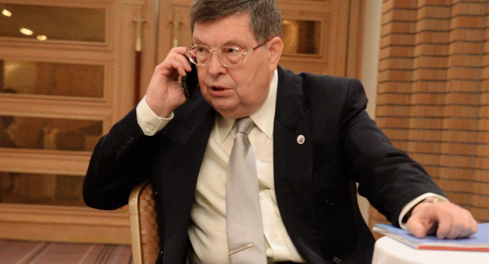 俄驻日大使叶夫根尼∙阿法纳西耶夫