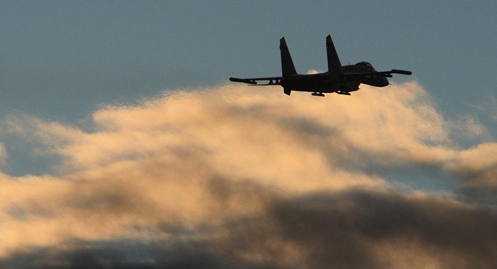 俄苏-27战机