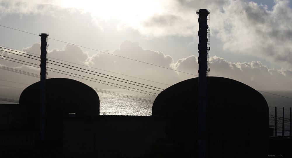 法国弗拉芒维尔核电站