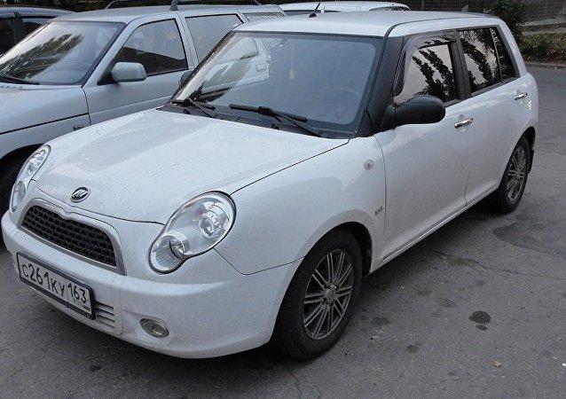 中国力帆Smily汽车