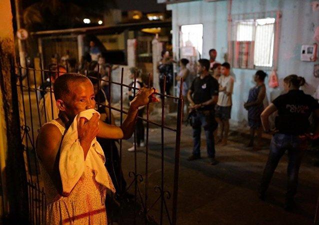 巴西圣埃斯皮里图州警察罢工期间暴力事件致100多人死亡