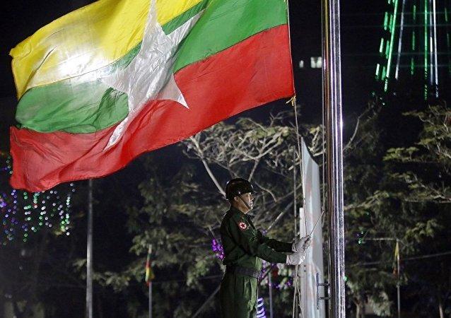 中方谴责日前在缅甸若开邦发生的暴力袭击事件