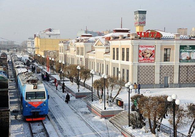 普京祝賀與中國接壤的外貝加爾邊疆區成立10週年