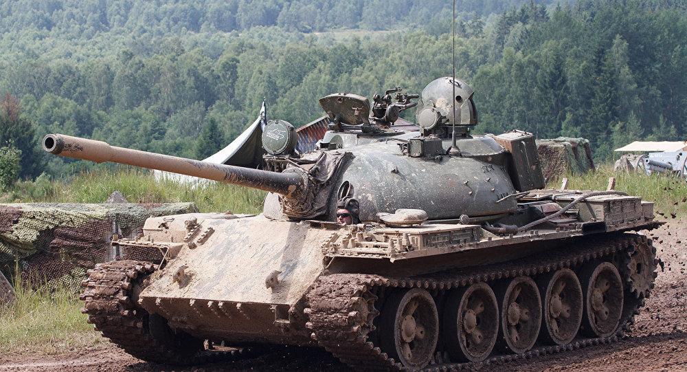 苏联T-54